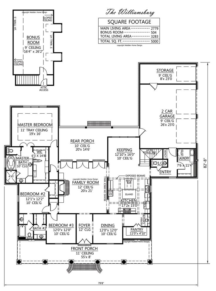madden home design acadian house plans french country house plans - Country House Plans