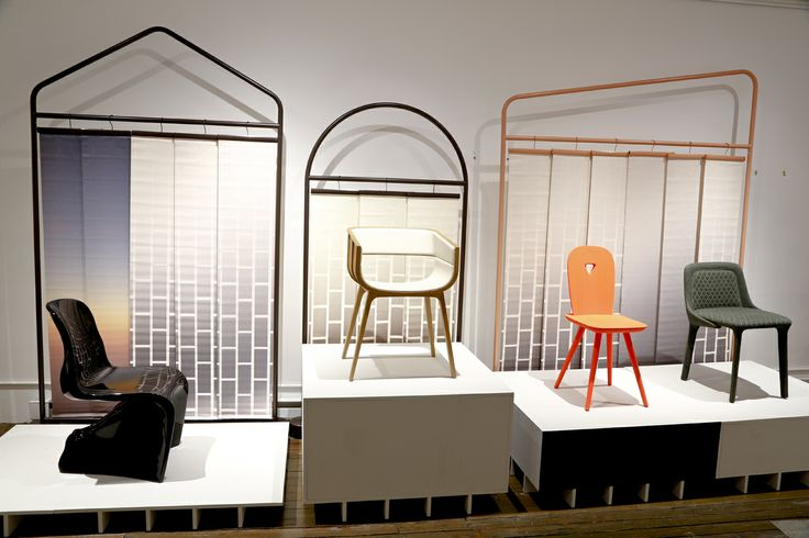 Casamania Display System by Luca Nichetto at New York Showroom  photo by Lera Moiseeva