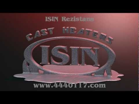 ISIN Rezistans Cast Heaters