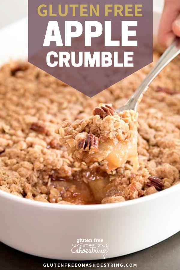 Gluten Free Apple Crumble Gluten Free Recipes Gluten Free