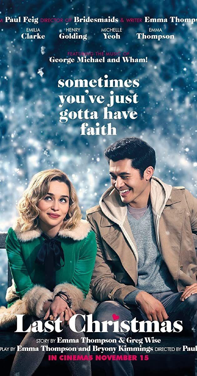 Last Christmas 2019 Imdb In 2020 Last Christmas Greg Wise Emma Thompson