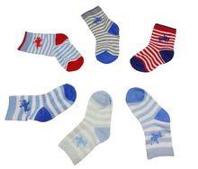 Logotipo personalizado Unisex bebé calcetín calcetines de bebé de Algodón Orgánico al por mayor A Granel