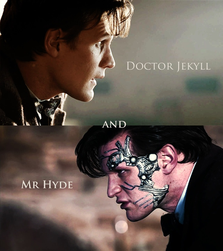 Great writing by Neil Gaiman and brilliant acting by Matt Smith.  The Doctor and Mr. Clever.  #NightmareInSilver