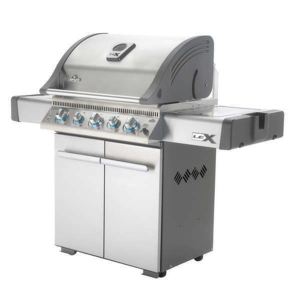 Napoleon Propane Gas Grill with Built In Ice Bucket and Cutting Board Listing in the BBQ,Garden, Yard & Plants,Home & Garden Category on eBid United States   149219491