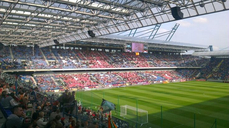 Football stadium Wisła