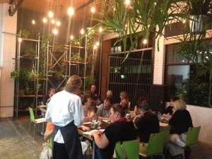 The first of our monthly food and wine matching workshops was a great success, check out what went down...