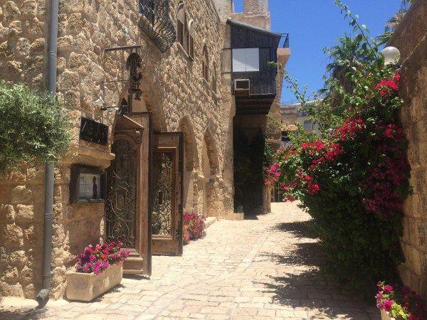 Old Jaffa Day Israel Itinerary