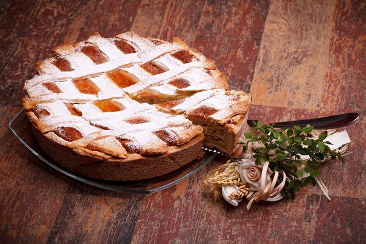 Per #Pasqua preparerete la #pastiera napoletana? Se vi avanza, metterla nel cestino da #picnic per #Pasquetta non guasta -> http://www.saporie.com/it/doc-s-142-12968-1-pastiera_napoletana.aspx