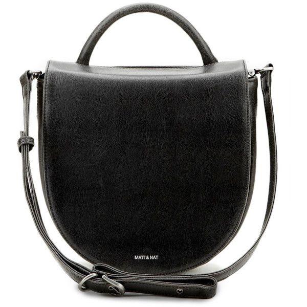 Matt Nat Parabole Bag (420 PEN) ❤ liked on Polyvore featuring bags, handbags, matt nat handbags, hand bags, matt nat bag, purse bag and man bag