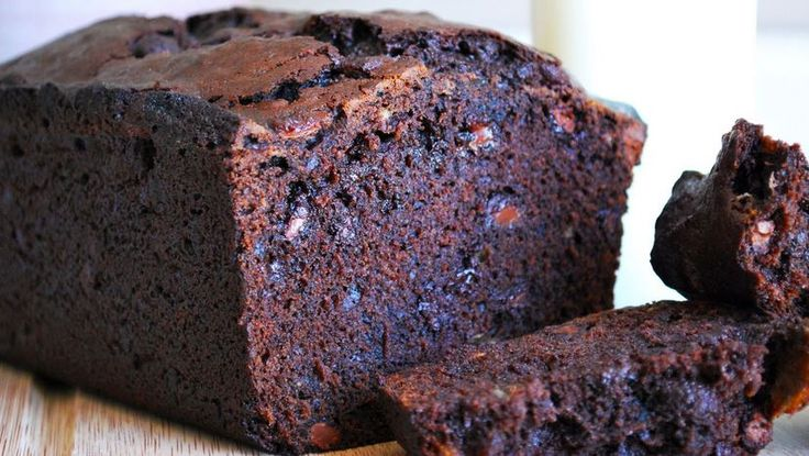 Chocolate Banana Bread - Weight Watchers Recipes
