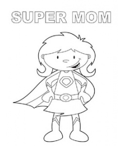 Mothers Day....images of things moms do, and they
