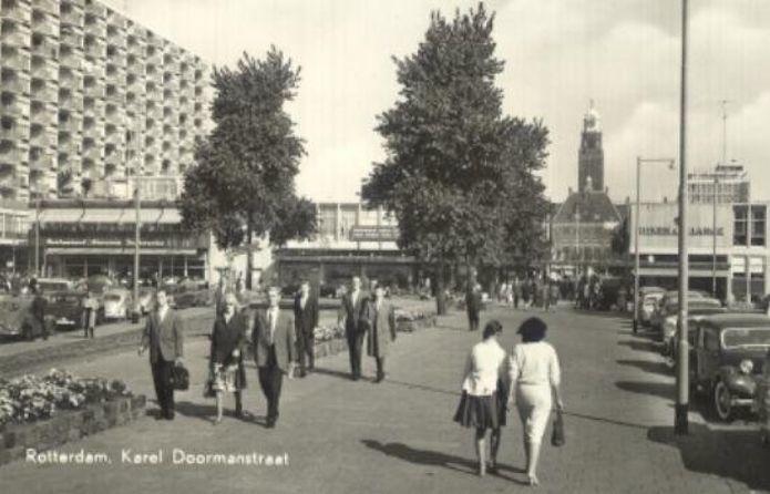 Karel Doormanstraat 1957.