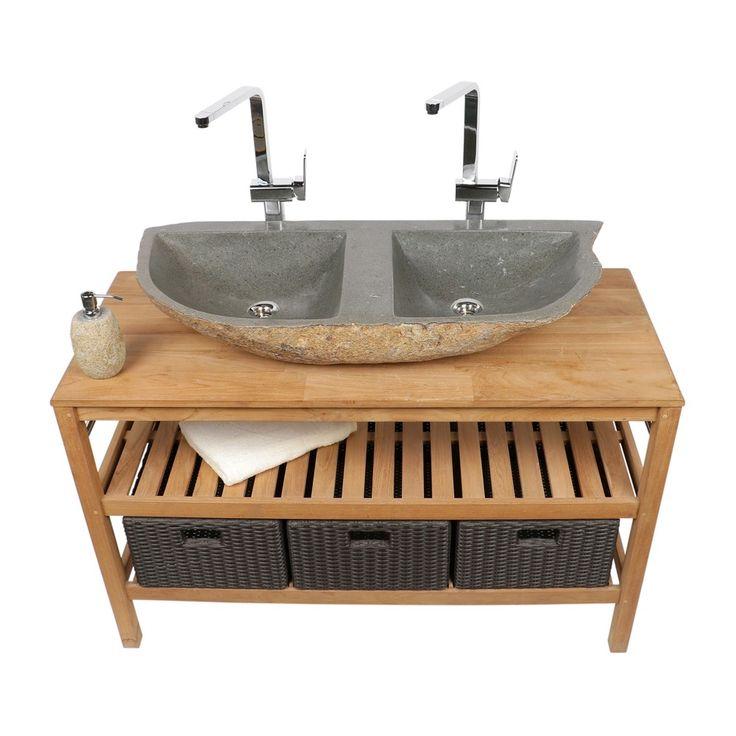 die besten 25 naturstein waschbecken ideen auf pinterest stein badezimmer waschtisch holz. Black Bedroom Furniture Sets. Home Design Ideas