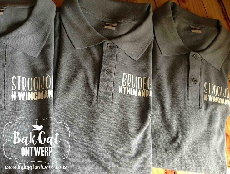 Personalised clothing #poloshirts