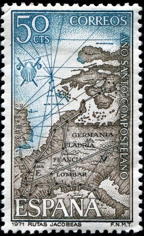 Rutas Jacobeas - 1971