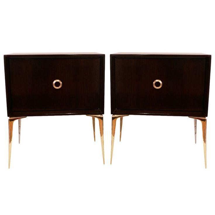 world away furniture. espresso stiletto stands world away furniture u