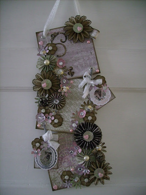 Craftwork Cards Blog: Wall hangings by Emma Smith