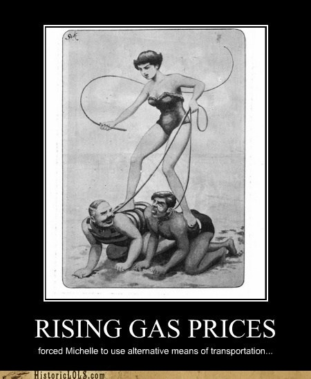 Given the current price or gas, this is perfect!!!