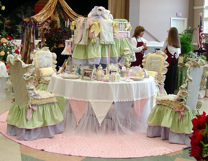 Elegant Baby Shower Ideas | The Enchanted Baby, Inc.