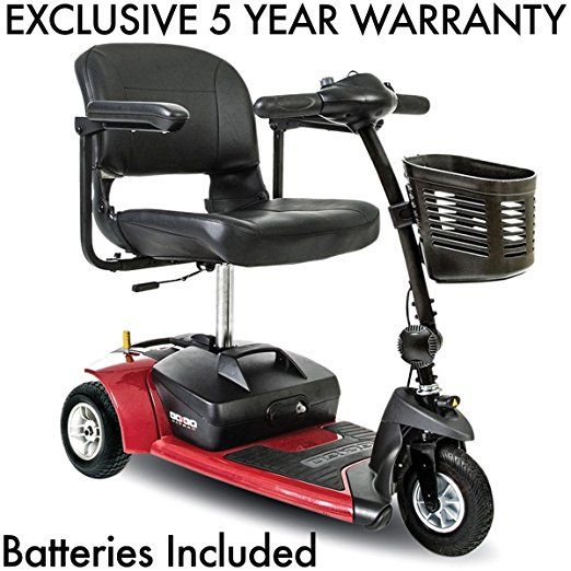 3 Wheel Scooters – Mobility Scooters