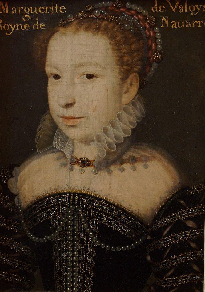 DSC05894 Маргарита Валуа (королева Марго), дочь Екатерины Медичи и Генриха II, нелюбимая жена Генриха IV.