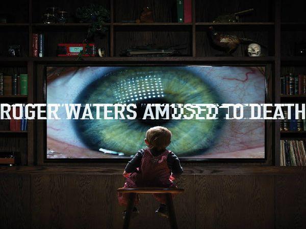 Roger Waters - Amused to Death (Επανακυκλοφορεί 27 Ιουλίου) |www.jazzbluesrock.gr