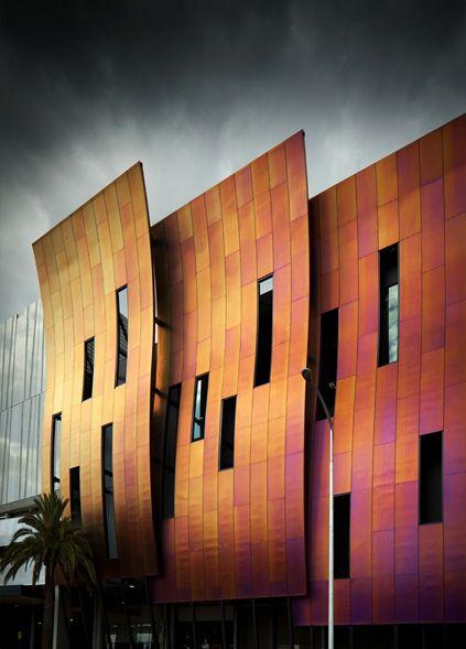 Westfield Shopping Centre facade