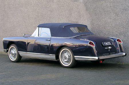 1956 Facel-Vega FV2B Cabriolet