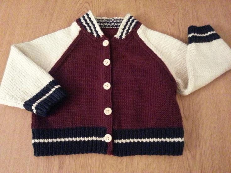 Pattern is from Debbie Bliss Baby Cashmerino 4 book: http://www.knittingfever.com/c/debbie-bliss/book/1212/