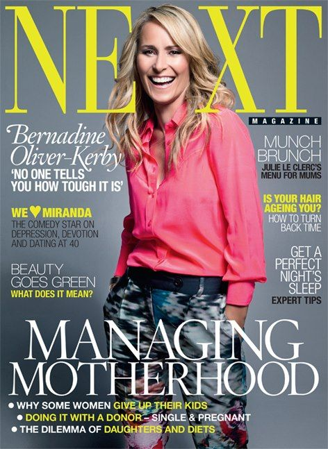 Check out our feature in the Mothers Day issue