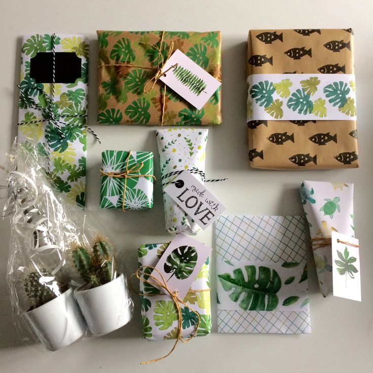 Wrapping, giftwrapping, cadeau