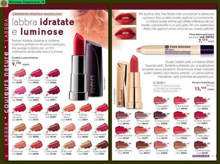 Labbra Idratate e Luminose, effetto Naturale. Unghie Colorate Levigate e Brillanti.  GLOSSVOLUME SEXYPULP SMALTIEFFETTOGEL MATITONEGLOSSY #matitone #glossy #sexypulp #smalto #effettogel #sexy #makeup #beautifull #eyes #Labbra #Idratate #Luminose #Naturale #Unghie #Colorate #Levigate #Brillanti #Beauty #yvesrocher #yvesrocheritalia #beautypromoter #bellezza #natura #lavoraconme #prodottinaturali…
