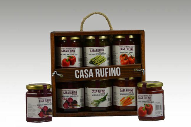 Mermeladas Rufino 24,95€