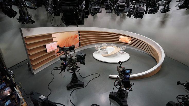 3sat TV-Formate erhalten neues Studiodesign von Markgraph