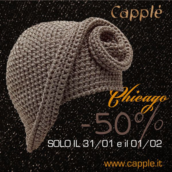 www.capple.it | Special Sale only 31/01 & 01/02 - Black Friday