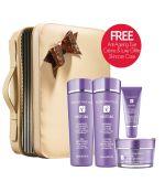 Restore Skincare Christmas Set with Bonus Eye Creme & Luxe Glitter Skincare Case  https://www.nutrimetics.com.au/cyndi/Collection/Restore.aspx