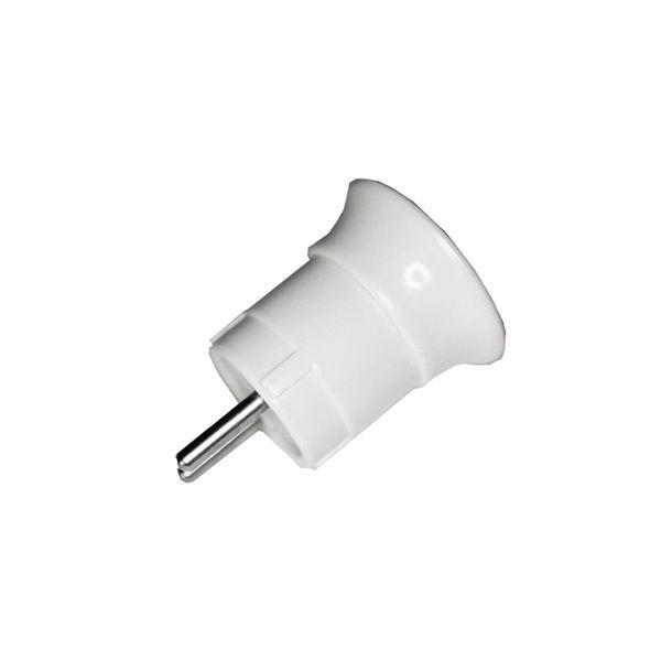 Comprar | Convertidor de enchufe a casquillo E27 | Convertidores de casquillos  #handmade #accesorioslamparas #accesoriosiluminacion #fabricartulampara #convertidores
