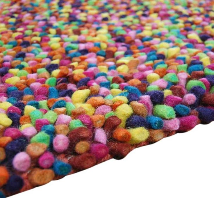 Jelly Beans BEA01 - Multicoloured Rugs | Modern Rugs