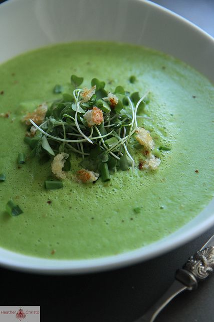 ... Pea Soup Recipes on Pinterest   Soup with ham, Green pea soup and