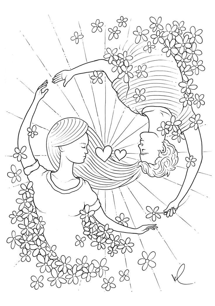 dessin pour la saint valentin par konstantinos liaramantzas