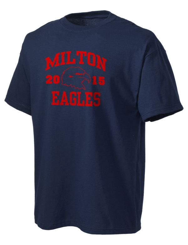 Prep Sportswear has customizable fan gear for Milton High School! Sign up for email and receive 10% OFF your first purchase!