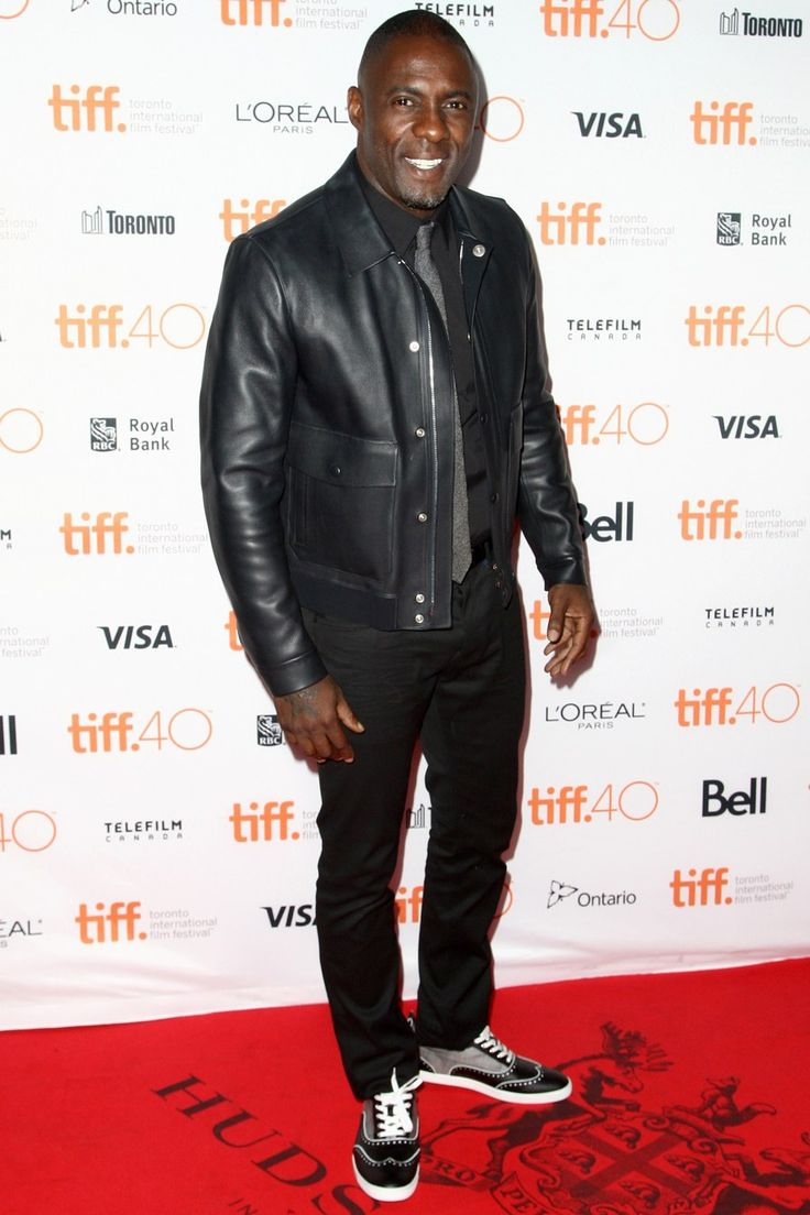 Attending the beasts of no nation premiere during the 2015 toronto international film festival