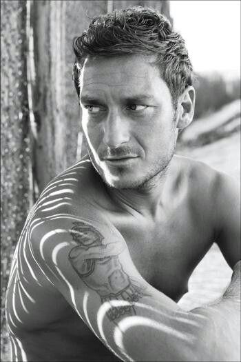 Vivre à Rome et ne pas connaître il capitano - fail! Francesco Totti