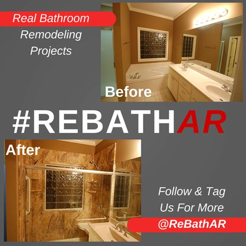 104 Best Images About Re Bath Before After On Pinterest Bathtub Remodel Tub To Shower