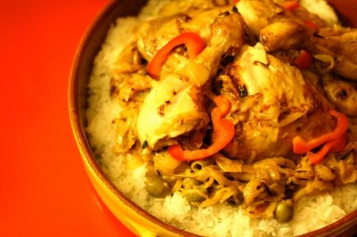 This chicken recipe from Senegal is sure to make you wish you were in the West African nation!
