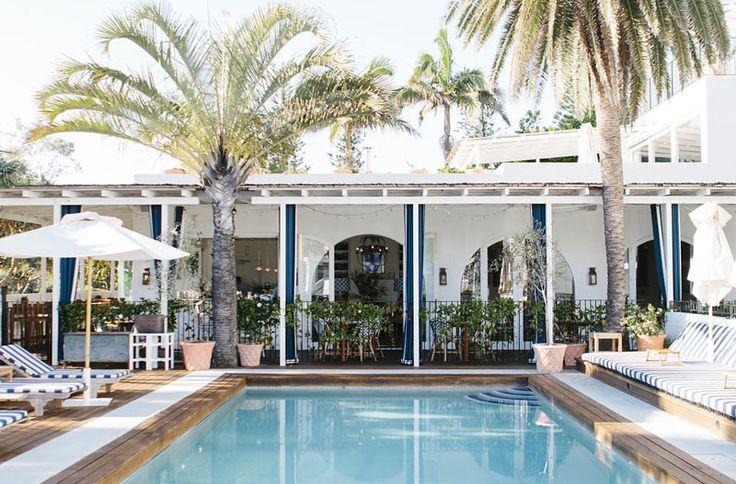 Halcyon House Boutique Hotel Accommodation Cabarita Beach Beach Side Hotel NSW