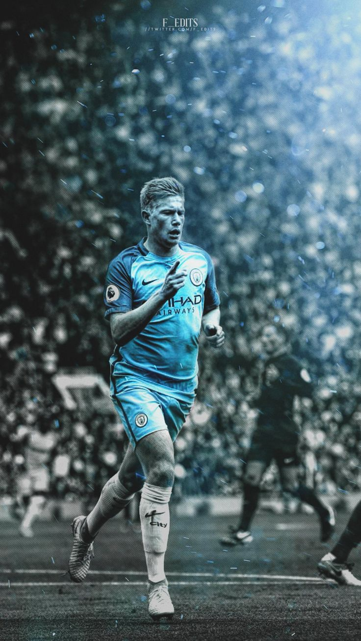 Kevin de Bruyne mobile wallpaper