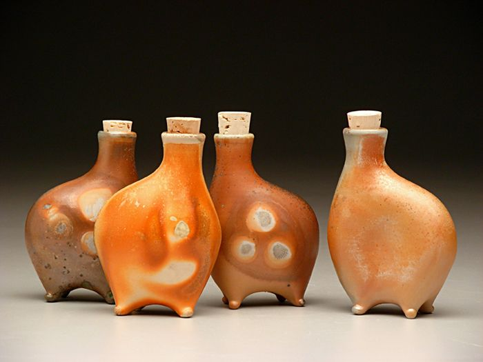 Tara Wilson: flasks