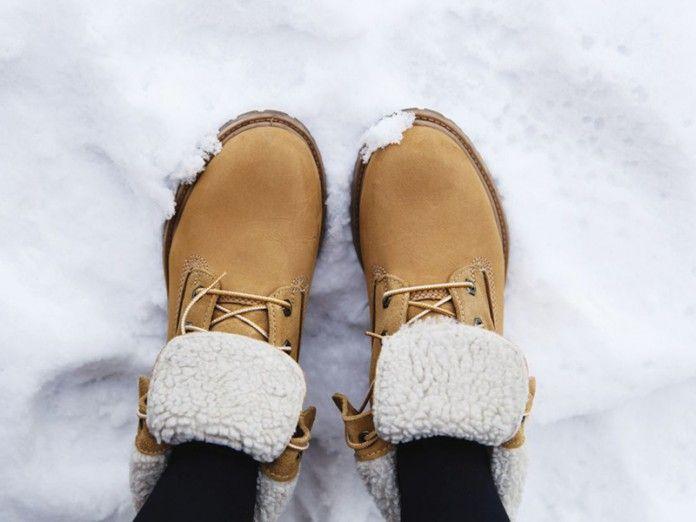 Ваши ноги не замерзнут в любой мороз!