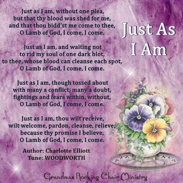 I am song gospel